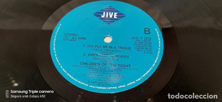 Discos de vinilo: CHILDREN OF THE NIGHT FEATURING RANKING ROGER -WE PLAY SKA- (1989) MAXI-SINGLE - Foto 3 - 184064728