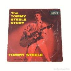 Discos de vinilo: EP - THE TOMMY STEELE STORY. Lote 184072095