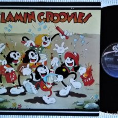 Discos de vinilo: THE FLAMIN' GROOVIES - '' SUPERSNAZZ '' LP REISSUE 70'S? HOLLAND. Lote 184079210