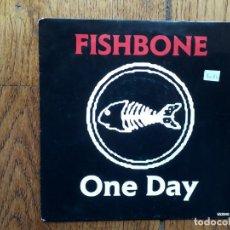 Dischi in vinile: FISHBONE - ONE DAY + CHANGE . Lote 184079428