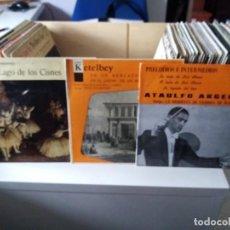 Discos de vinilo: LOTE CLÁSICO. Lote 184086647
