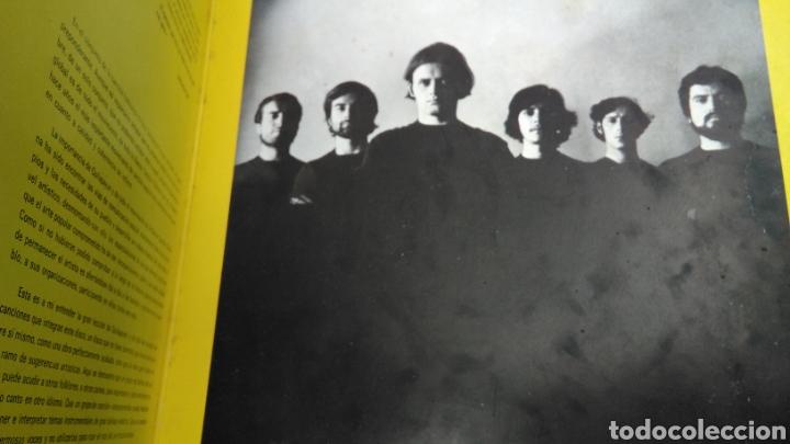 Discos de vinilo: Quilapayun basta , LP , 1974 - Foto 4 - 184100586