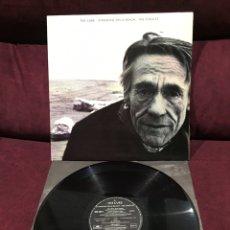 Discos de vinilo: THE CURE - STANDING ON A BEACH-THE SINGLES, LP GATEFOLD, RECOPILATORIO, 1986, ESPAÑA. Lote 184101230
