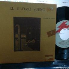 Discos de vinilo: EL ÚLTIMO SUEÑO SINGLE EL TÚNEL DEL TIEMPO 1982. Lote 184101740