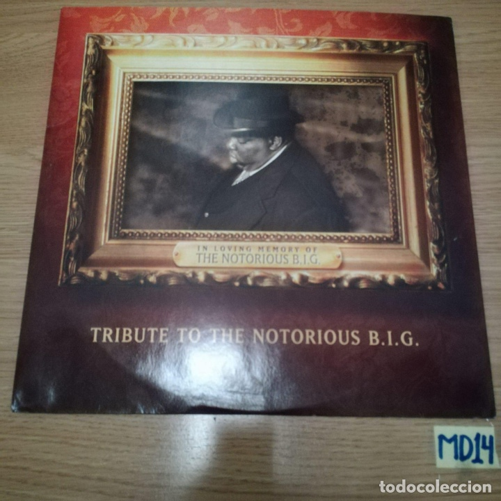 TRIBUTE TO THE NOTORIOUS B.I.G. (Música - Discos - LP Vinilo - Rap / Hip Hop)