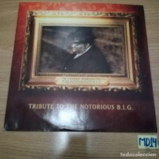 Discos de vinilo: TRIBUTE TO THE NOTORIOUS B.I.G.. Lote 184110550
