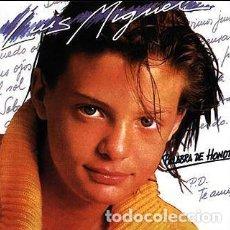 Discos de vinilo: DISCO LP LUIS MIGUEL PALABRA DE HONOR 1984. Lote 184124276