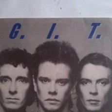 Discos de vinilo: G I T -G.I.T.. Lote 184126003
