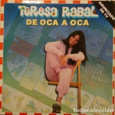 Discos de vinilo: DISCO LP TERESA RABAL DE OCA A OCA , 1981. Lote 184126428