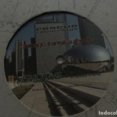 Discos de vinilo: CHICAGO TRANSIT AUTHORITY - EMOTIVE . Lote 184127733