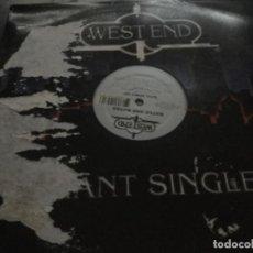 Discos de vinilo: MATEO AND MATOS - SOUL SPIRIT EP. Lote 184127963