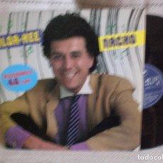 Discos de vinilo: NACHO.- MAXI ALOA-HEE, COMO NUEVO. Lote 184130000