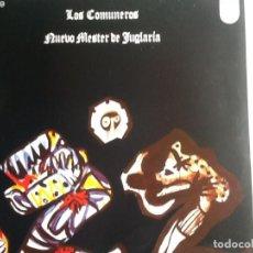Discos de vinilo: NUEVO MESTER DE JUGLARIA, LOS COMUNEROS. Lote 184134093