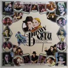 Discos de vinilo: PAUL WILLIAMS - BUGSY MALONE (BSO) - LP UK 1976 - POLYDOR ‎2442 142 . Lote 184145887