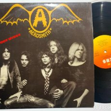 Discos de vinilo: DISCO LP VINILO AEROSMITH GET YOUR WINGS EDICION ESPAÑOLA DE 1974. Lote 184163722