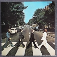 Discos de vinilo: THE BEATLES - ABBEY ROAD. APPLE RECORDS , AP-8815. 1969, JAPÓN. VG+/VG+. Lote 184169532