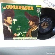 Discos de vinilo: CUCO SÁNCHEZ LA CUCARACHA. Lote 184171837