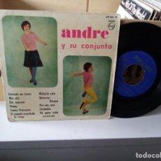 Discos de vinilo: ANDRE Y SU CONJUNTO. Lote 184172077