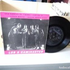 Discos de vinilo: LOS CINCO CAMINANTES. Lote 184172345