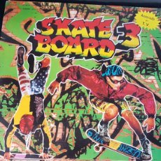 Discos de vinilo: SKATE BOARD 3...DOBLE LP. Lote 184187020