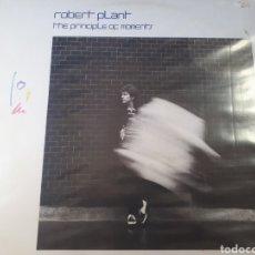 Discos de vinilo: ROBERT PLANT THE PRINCIPLE OF MOMENTS VOCALISTA DE LED ZEPPELIN. Lote 184189877