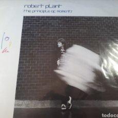 Discos de vinilo: ROBERT PLANT THE PRINCIP0LE OF MOMENTS VOCALISTA DE LED ZEPPELIN. Lote 184189970