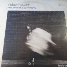 Discos de vinilo: ROBERT PLANT THE PRINCIPLE OF MOMENTS VOCALISTA DE LED ZEPPELIN. Lote 184190080