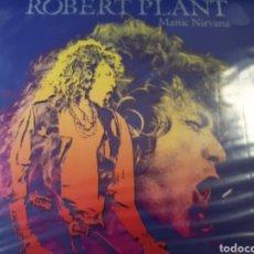 Discos de vinilo: ROBERT PLANT MANIC NIRVANA VOCALISTA DE LED ZEPPELIN. Lote 184190191
