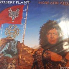 Discos de vinilo: ROBERT PLANT NOW AND ZEN VOCALISTA DE LED ZEPPELIN. Lote 184190316