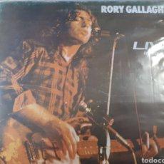 Discos de vinilo: RORY GALLAGHER LIVE IN EUROPA. Lote 184195473