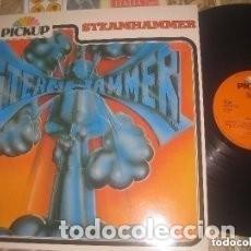 Discos de vinilo: STEAMHAMMER-( BELLAPHON RECORDS,1976), OG ALEMANIA EXCELENTE CONDICION. Lote 184198783