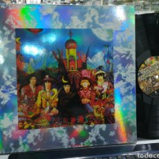 Discos de vinilo: ROLLING STONES LP THEIR SATANIC MAJESTIES REQUEST CARPETA DOBLE 2003. Lote 184206638