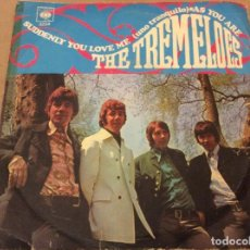 Discos de vinilo: THE TREMELOES - SUDDENLY YOU LOVE ME / AS YOU ARE. CBS 1968.. Lote 184219883