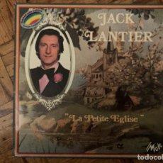 Discos de vinilo: JACK LANTIER – LA PETITE ÉGLISE SELLO: VOGUE – 509002 FORMATO: VINYL, LP, LIMITED EDITION, ORANGE. Lote 184219972