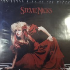 Discos de vinilo: STEVIE NICKS DE FLEETWOOD MAC THE OTHER SIDE OF THE MIRROR CON EL BAJISTA TONY LEVIN. Lote 184258512