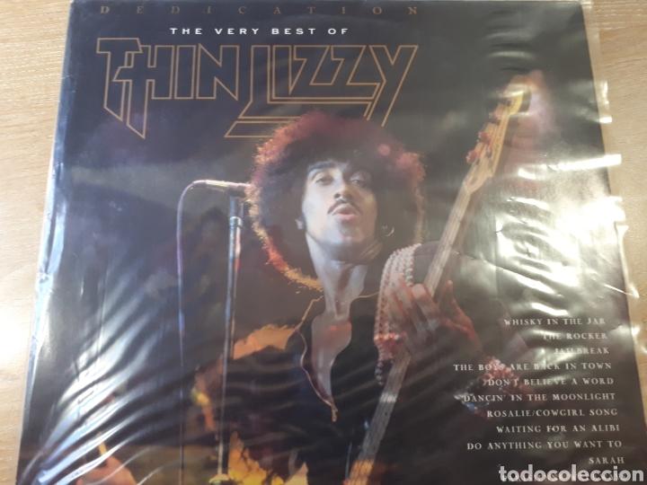 THIN LIZZY THE VERY BEST (Música - Discos - LP Vinilo - Pop - Rock - Extranjero de los 70)