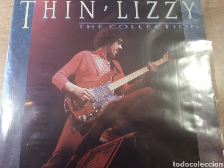 THIN LIZZY THE COLLECTION DOBLE LP (Música - Discos - LP Vinilo - Pop - Rock - Extranjero de los 70)