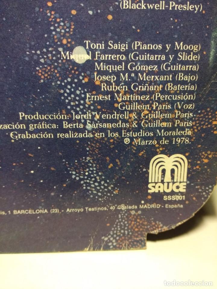 Discos de vinilo: MAXI SUPER 45 : UN GRUPO LLAMADO BERTA - ROCK AND ROLL PARTY - Foto 3 - 184261442
