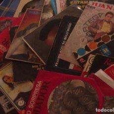 Discos de vinilo: LOTE 40 SINGLES VARIADOS. Lote 184268706