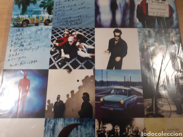 Discos de vinilo: U2 ACHTUNG BABY - Foto 2 - 184270391