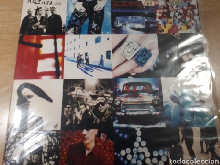 U2 ACHTUNG BABY (Música - Discos - LP Vinilo - Pop - Rock - New Wave Extranjero de los 80)