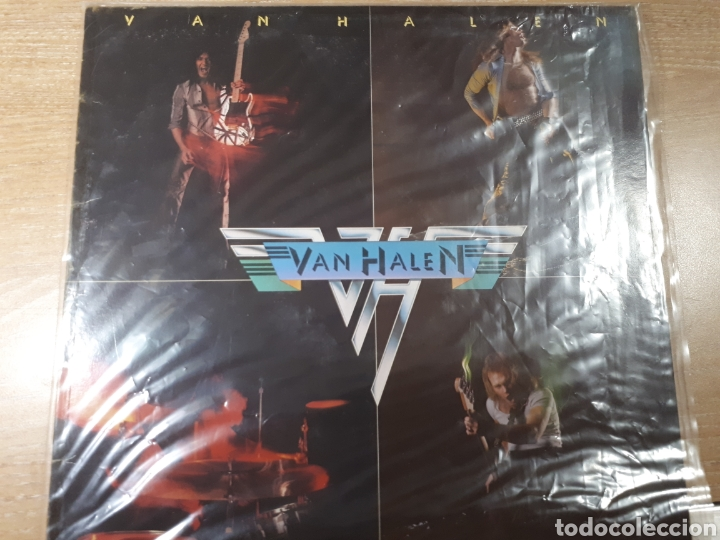 VAN HALEN (Música - Discos - LP Vinilo - Pop - Rock - New Wave Extranjero de los 80)