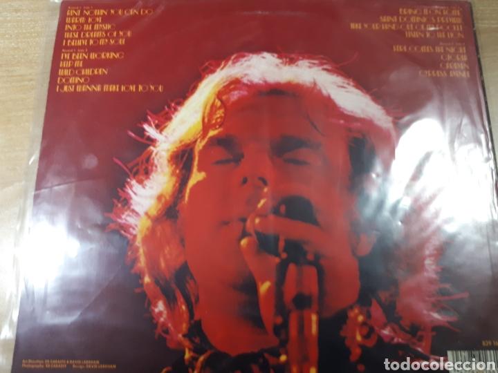 Discos de vinilo: VAN MORRISON LIVE IN CONCERT SUMMER 1973 DOBLE LP - Foto 2 - 184275018