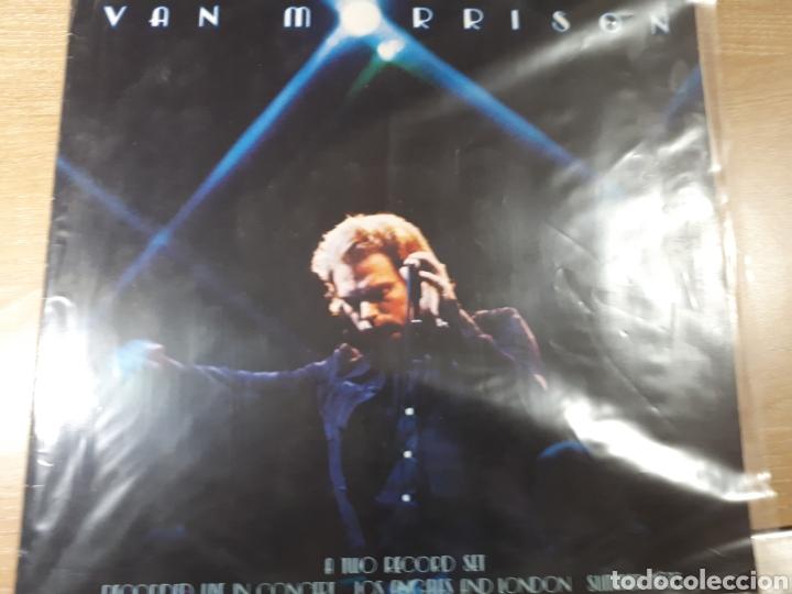 VAN MORRISON LIVE IN CONCERT SUMMER 1973 DOBLE LP (Música - Discos - LP Vinilo - Pop - Rock - Extranjero de los 70)