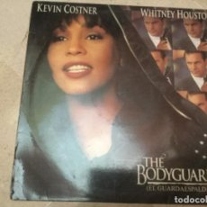 Discos de vinilo: THE BODYGUARD . Lote 184282670