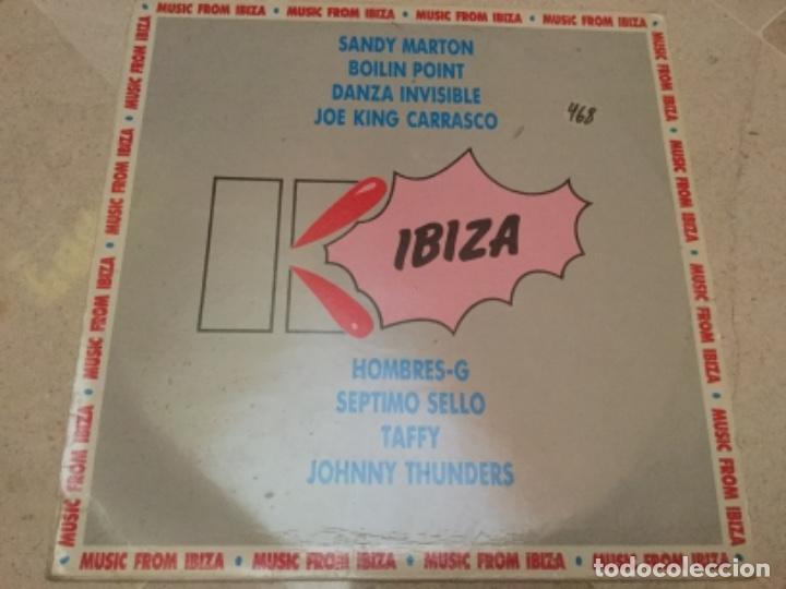 Discos de vinilo: Varios - Ku music from Ibiza - Foto 2 - 184283158