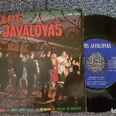 Discos de vinilo: LOS JAVALOYAS. EP. SAPORE DI SALE. EDITADO POR EMI. AÑO. 1964. 7EPL 14.070. Lote 184286550