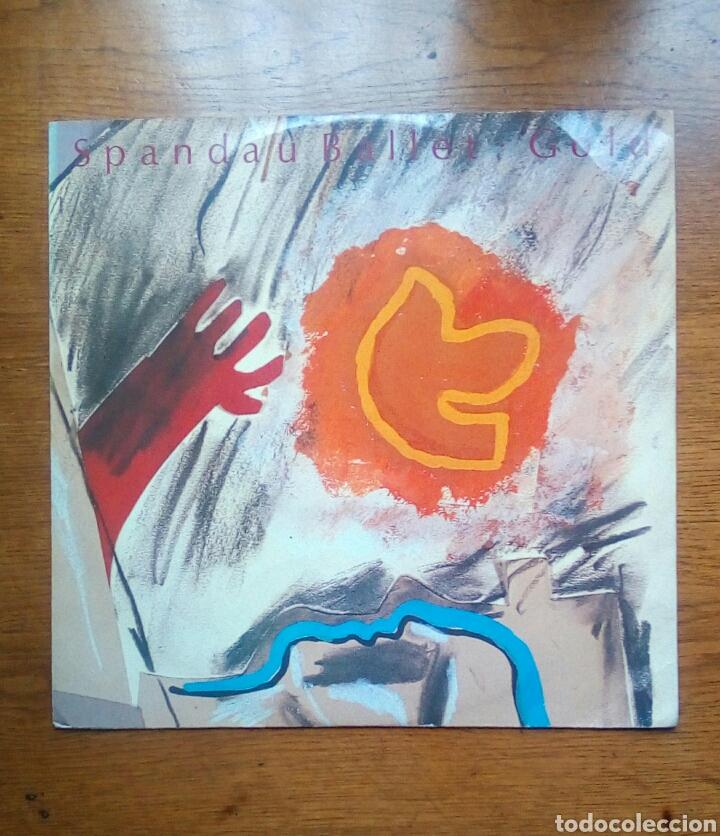 SPANDAU BALLET - GOLD, CHRYSALIS, 1983. UK. (Música - Discos de Vinilo - Maxi Singles - Electrónica, Avantgarde y Experimental)