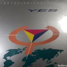 Discos de vinilo: YES 9012 LIVE THE SOLOS. Lote 184290806