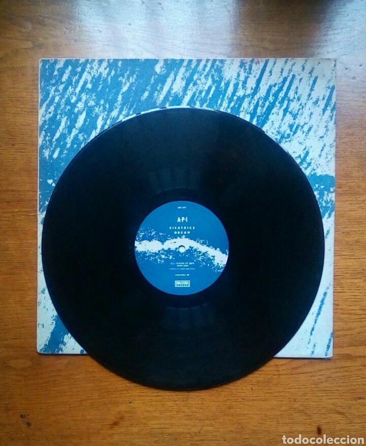 Discos de vinilo: A.P.I. - 7 hertz, Sweatbox Records, 1985. - Foto 4 - 184293193